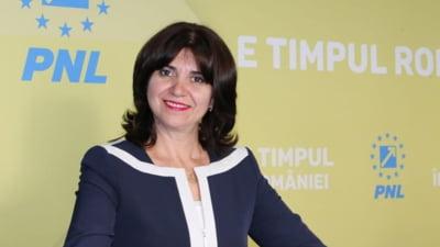 Ministrul Monica Anisie
