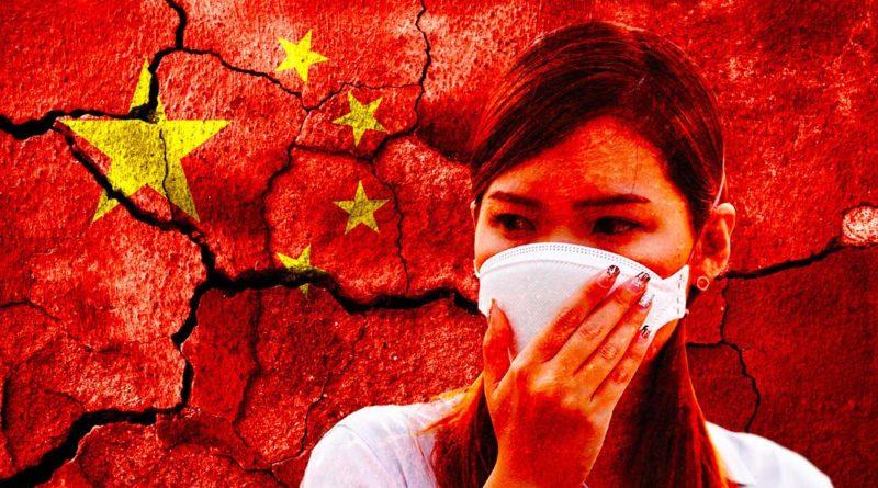 coronavirus CHINA ACUZATA