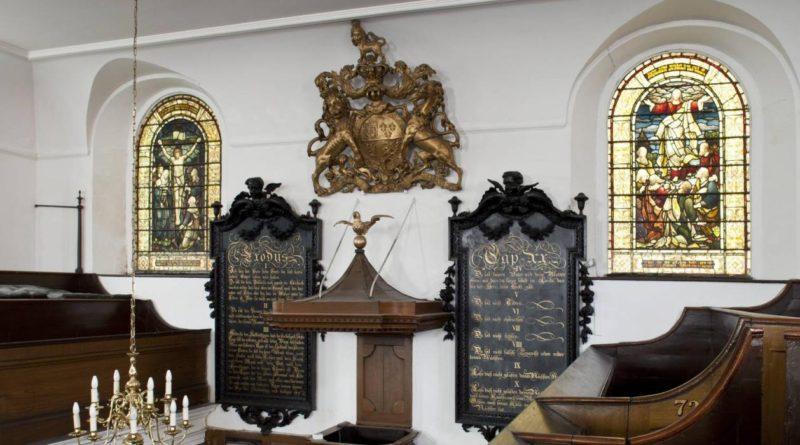 germania corona biserica
