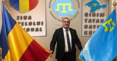 Pe 26 iunie, tătarii sărbătoresc atât Drapelul  Național Românesc cît și cel Tătar Crimeean