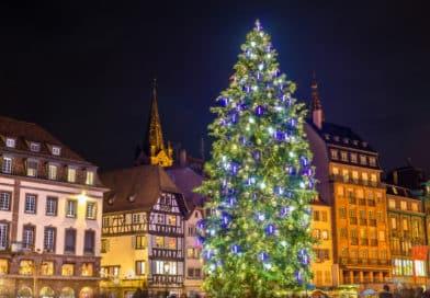 Târgul de Crăciun de la Strasbourg din această iarnă a fost anulat. O astfel de măsură s-a mai luat doar în perioada războiului