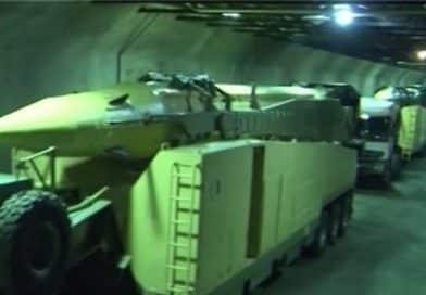 Iranul a inaugurat o bază subterană de rachete strategice