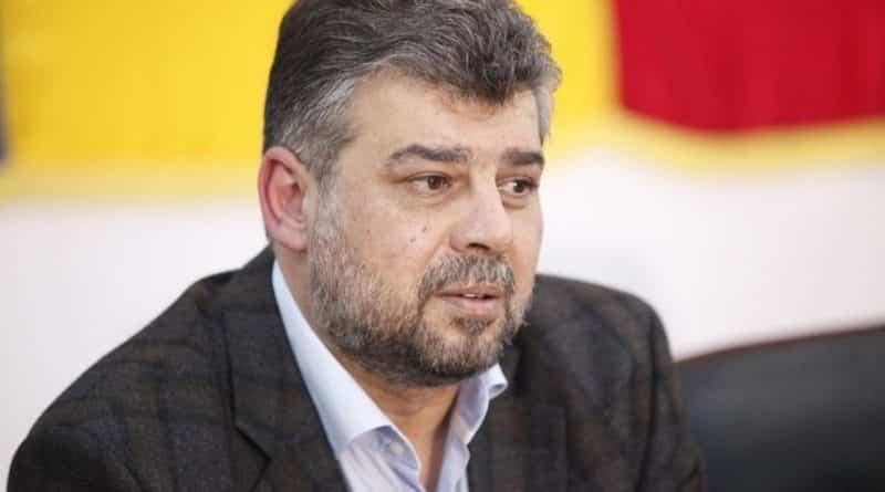 Marcel Ciolacu acuză guvernul că vrea să vândă companiile de stat.