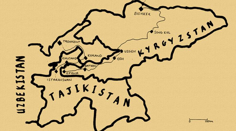 Kargazstan si Tadjikistan