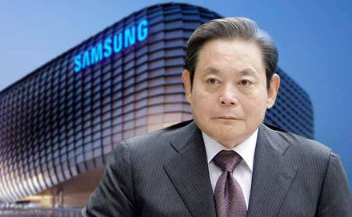 Lee Kun hee