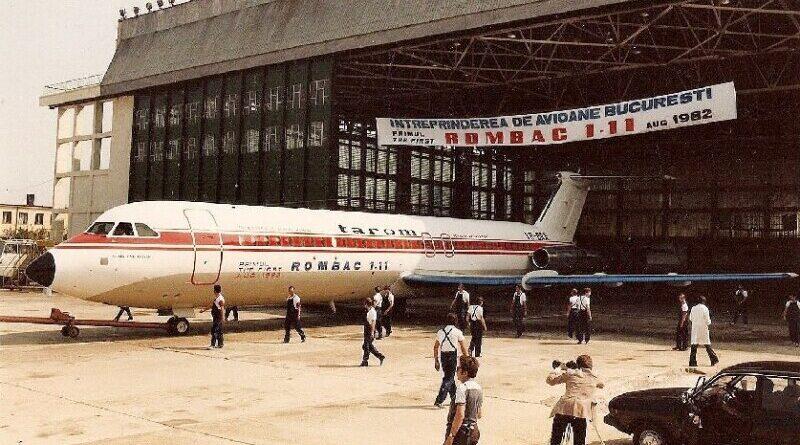 Avioanele folosite de Nicolae Ceaușescu