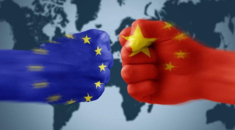 Comisia Europeana suspenda ratificarea acordului intre UE si China Mediul politic nu este propice