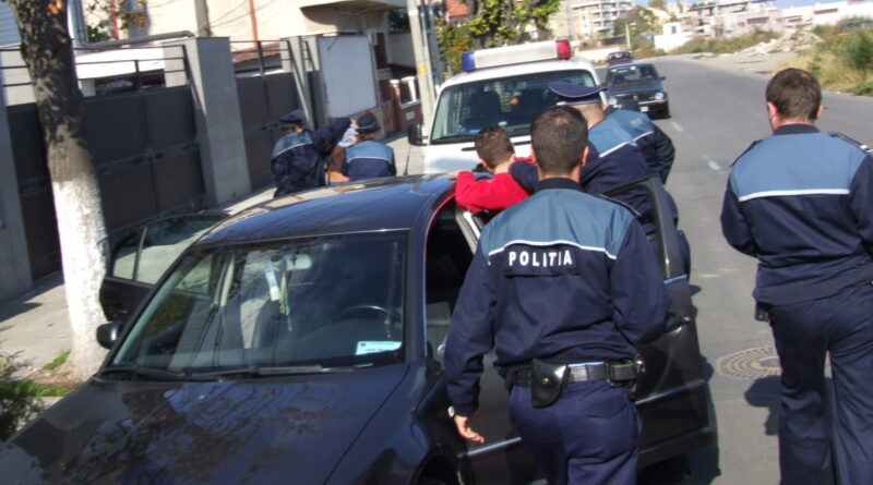 Doi copilasi din Isaccea sunt suspectati ca au incercat sa sparga o banca