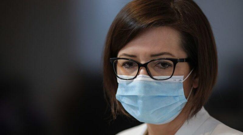 Epic fail pentru Ioana Mihăilă doar 132 de persoane s-au vaccinat în centrul unde a stat ministrul