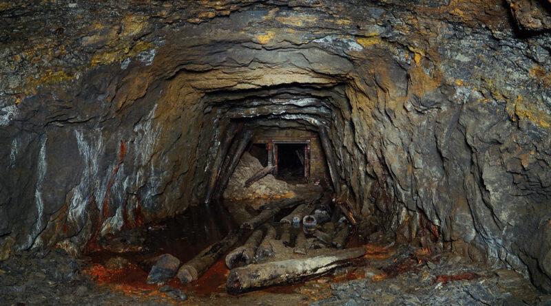 Exploatările miniere abandonate în România