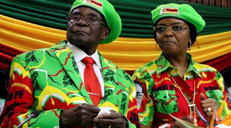 Înmormântarea lui Robert Mugabe