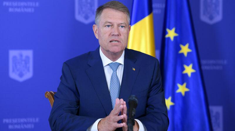 Klaus Iohannis mesaj de Ziua Românilor de Pretutindeni