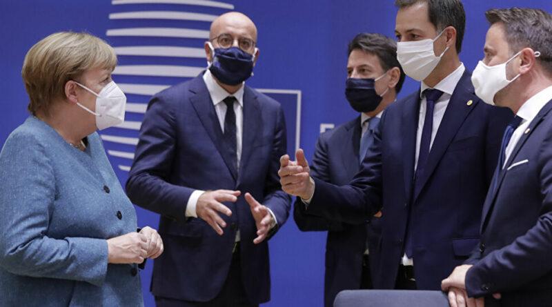 Liderii UE aplică noi sancțiuni pentru Belarus