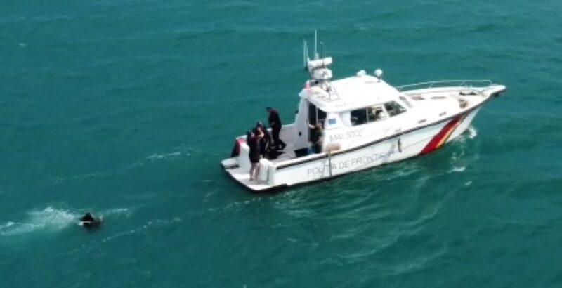 Pescadorul dat dispărut luni în Marea Neagră a fost găsit