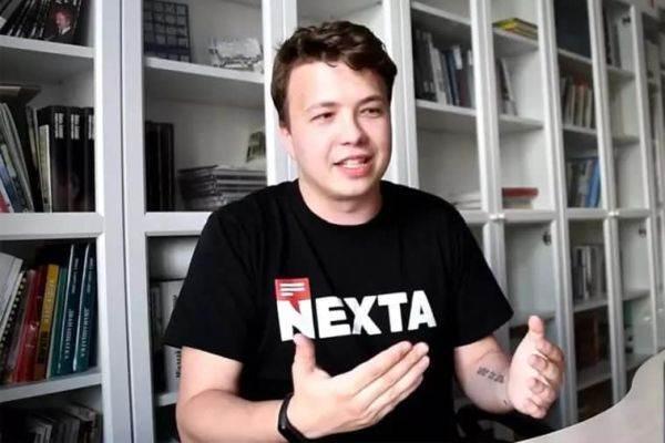 jurnalistul Roman Protasevici