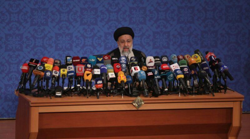 Ebrahim Raisi noul președinte ales al Iranului nu vrea să se întâlnească cu Joe Biden