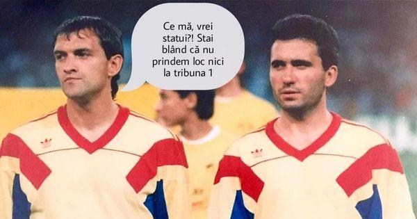 Politicienii mai importanți decât Glorile Fotbalului Românesc