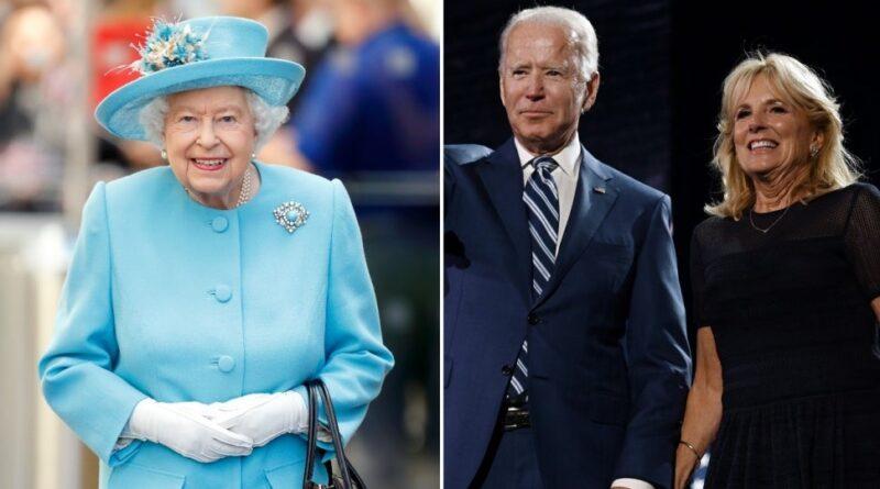Regina Marii Britanii îl va primi pe Joe Biden