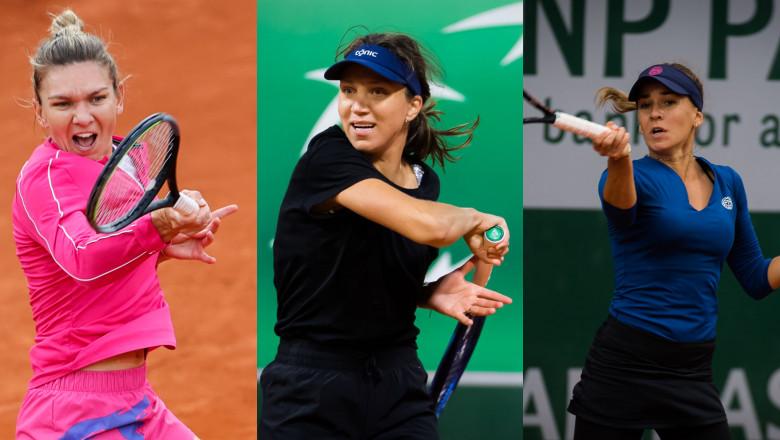 România va avea în componență 3 jucătoare de tenis la Tokyo 2020