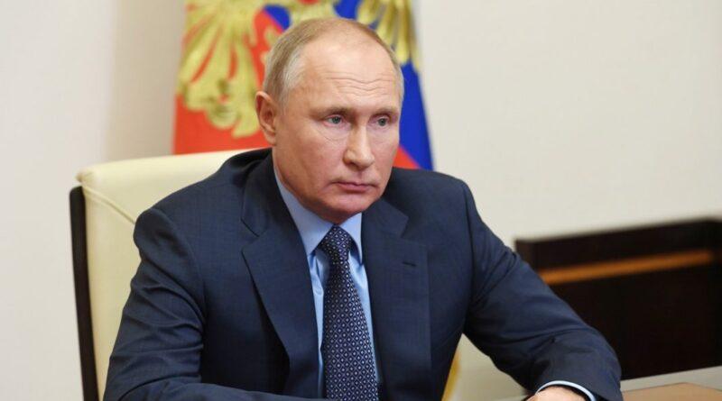 Vladimir Putin lansează un atac la adresa Statelor Unite