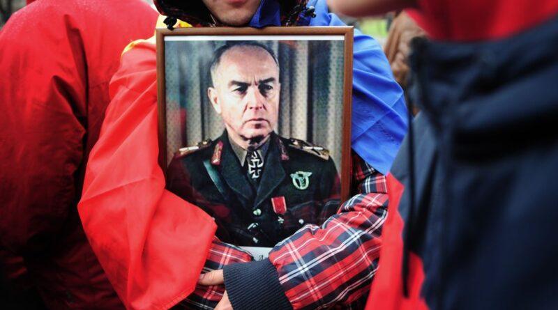 slujba de comemorare a mareşalului Antonescu