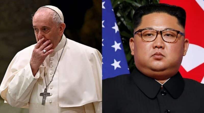 Papa Francisc ar putea vizita Coreea de Nord