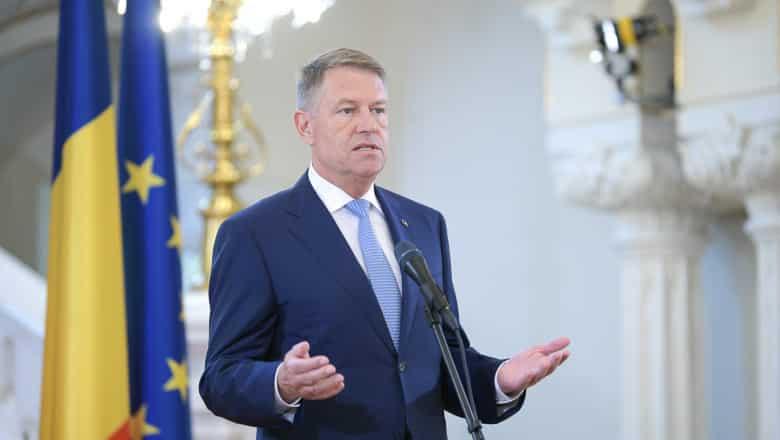 Klaus Iohannis a convocat consultări cu partidele
