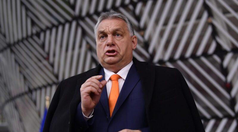 Viktor Orban, acuzații explozive la adresa SUA și UE